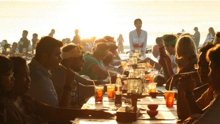 Studium auf Bali an der Udayana - Begrüßungsfeier